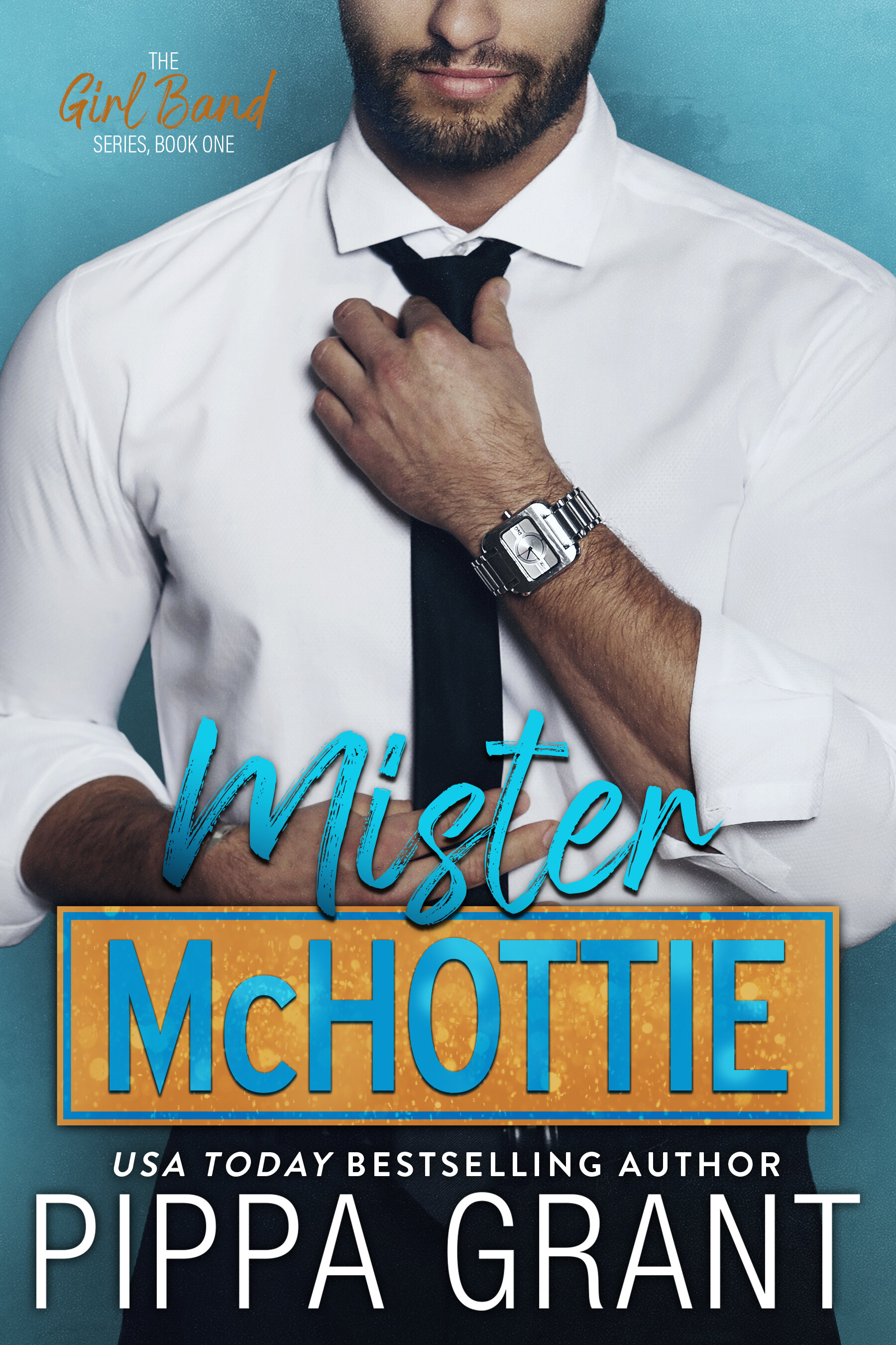 Mister McHottie Ebook Cover