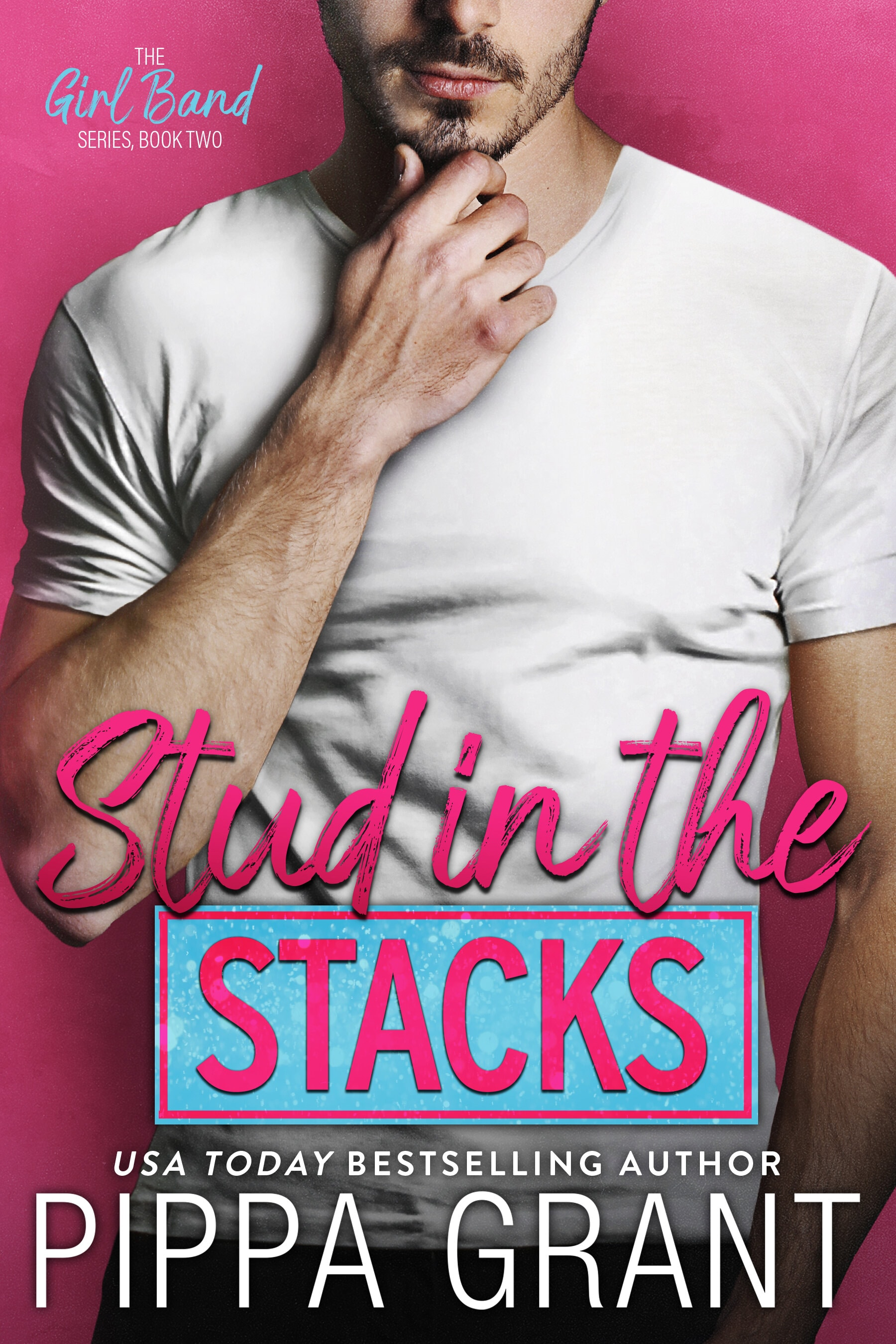 Stud in the Stacks Ebook Cover
