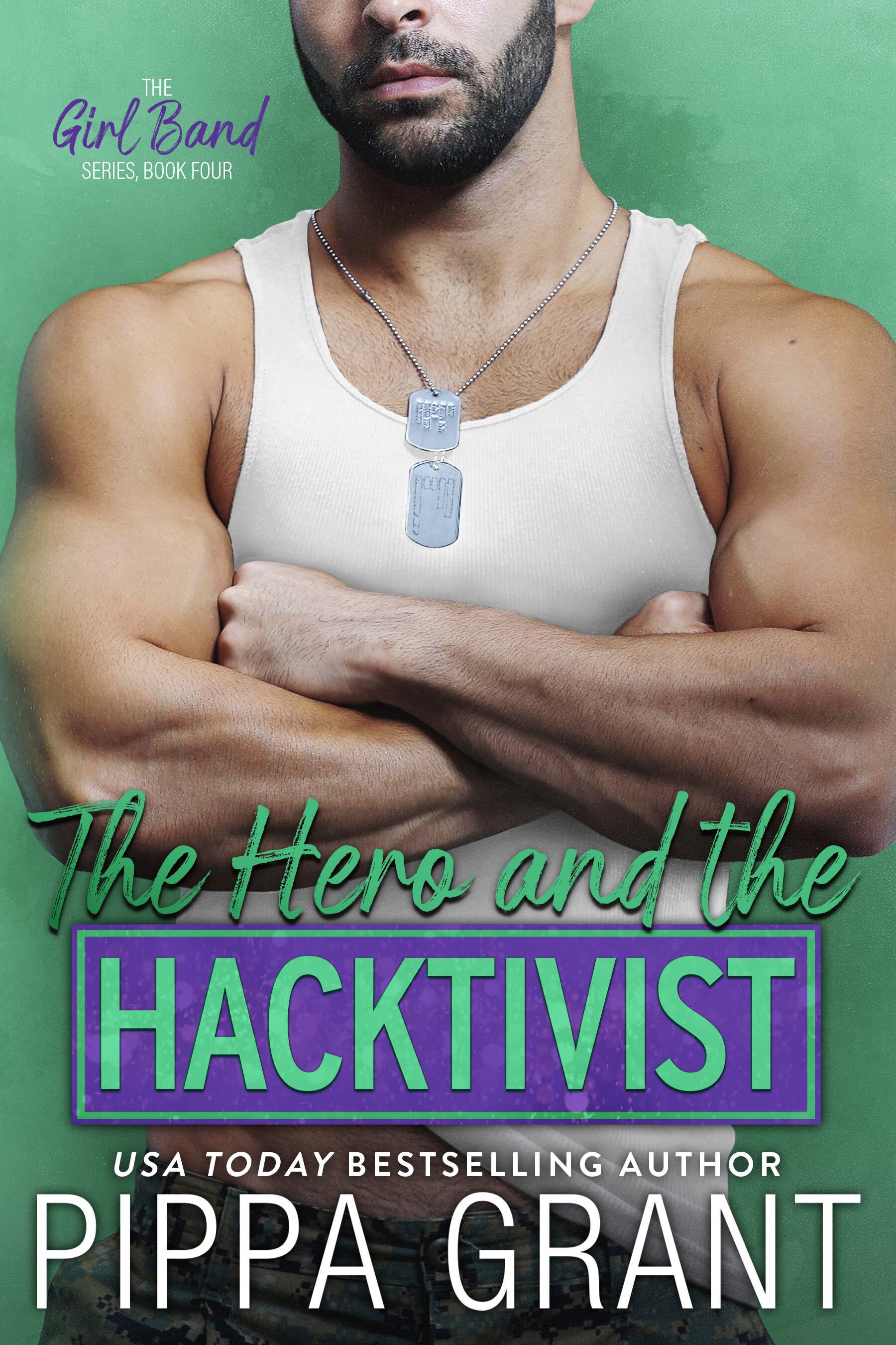 The Hero and the Hactivist Ebook Cover